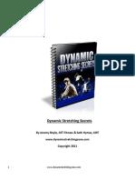 Dynamic Stretching Secrets