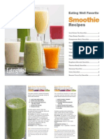 Smoothie Recipes 2