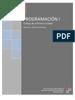 Porgramación I