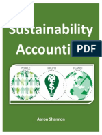 Sustainability Accounting