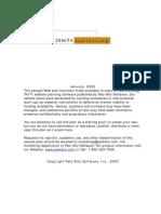 Sample Web Site Plan