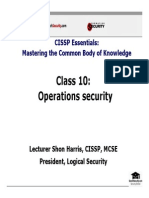 Domain10 Operations Security