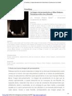Revista Observaciones Fi... Entre Cine y Filosofía