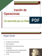 ERENCIA DE OPERACIONES-HISTORIA