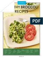 Healthy Broccoli Recipes from EatingWell Magazine