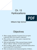 Hydrocarbons complete PPT