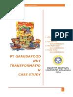 TOM Case Analysis - GarudaFood