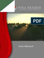 Thea Render Manual