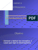 Fisicoquímica- conductancia electrolitica
