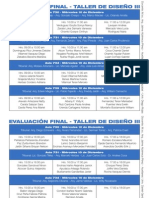 Listas Defensas Taller 3