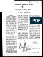 SPE-1044-PA Designing Fast Drilling Fluid