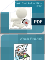 Basic First Aid for Kids