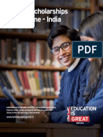 Great Scholarships India Guide