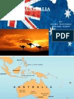 Australia as Developed or  Emerging Market