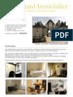 FRENCHRichelieu - South Loire
