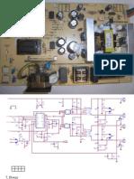 China 17-Lcd-power-Inverter Oz9938 Top245 Sch