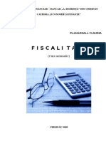 20480844 Fiscalitate Curs