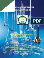 Panduan Praktikum Kimia Dasar I Prodi Kimia