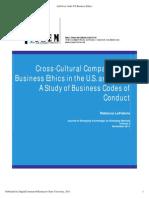 India US Business Ethics
