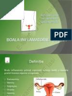 Boala Infl Pelvina e