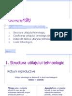 Utilaj Tehnologic in Panificatie
