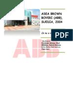Asea Brown (ABB)