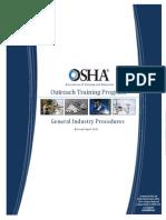 Generalindustry Procedures
