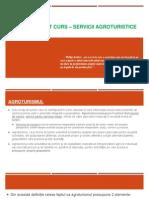 Sinteza Suport Curs _ Servicii Agroturistic e Studenti