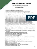 TEME 2014- 2015 Departament Contabilitate,Audit
