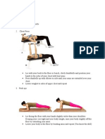 5 Breast Exercises
