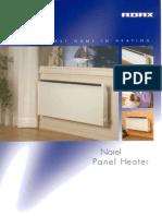 PM Range Brochure - NOREL