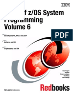 ABCs of z.os System Programming Volume6