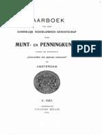Munten van Batenburg / [A.O. van Kerkwijk]