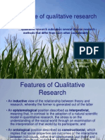 Overview of Qualitative Research