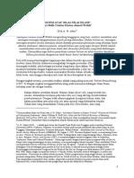 Sistem Atau Nilai-nilai Islam - Dari Balik Catatan Harian Ahmad Wahib 2