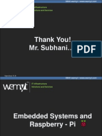 Embedded Systems and Rasp-Pi 1 Per 1