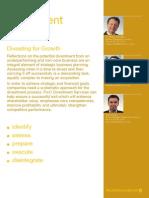 Pwc Divestment Services e