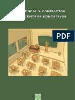 ARARTEKO 2006_CONVIVENCIA Y CONFLICTOS EN LOS CENTROS EDUCATIVOS