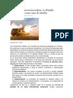 Fases de La Innovación Militar