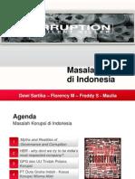 Masalah Korupsi Di Indonesia-revisi 1