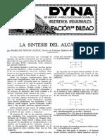 1926-02-003 La Sintesis Del Alcanfor (Parte 1)