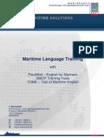 Maritime Language Training