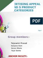 Adv and PR ppt