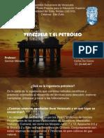 Venezuela y el petróleo