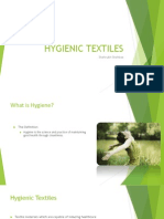 Hygienic Textiles