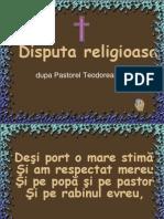Disputa religioasa
