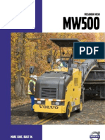 MW500 volvo