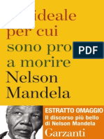 Nelson Mandela - Un'ideale per cui sono pronto a morire