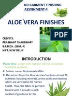 Aloe Vera Finishes- Prashant Chaudhary (Bft-4)