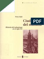 Hall, Peter_La Ciudad de Las Torres_1988